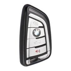 Protective Black Car Key Cover Case For BMW High Quality TPU Soft Plastic